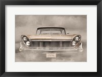 Framed Hot Rod Lincoln