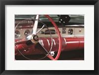 Framed 1955 Buick Supra
