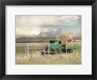 Framed Hay for Sale