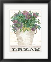 Framed Dream Succulents