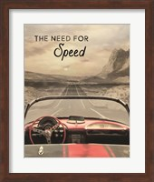 Framed Need for Speed