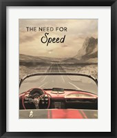 Framed Need for Speed