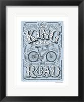 Framed King of the Road