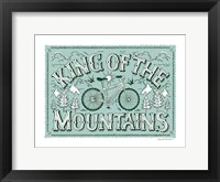 Framed King of the Mountains