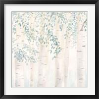 Framed Fresh Forest Crop III