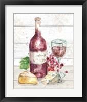 Framed Sweet Vines III