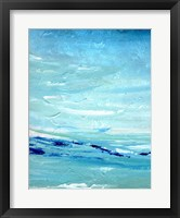 Framed Oceanside View II