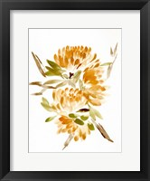Framed Farmhouse Florals VII