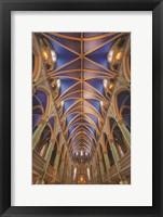 Framed Notre-Dame Cathedral Basilica