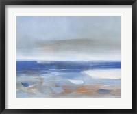 Framed Calm Sea