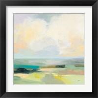 Framed Summer Sky III