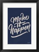 Framed Encouraging Words - Happen
