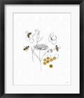 Framed Bees and Botanicals V
