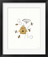Framed Bees and Botanicals II