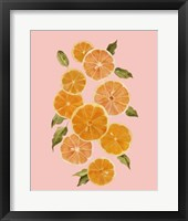 Framed Spring Citrus I