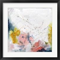 Framed Pastel Fantasy I