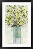 Framed Tall Vase I