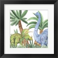 Framed Dino Buddies II