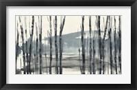Framed Fluid Treeline I