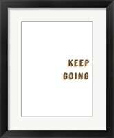Framed Encouragements III
