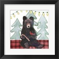 Framed Very Beary Christmas I