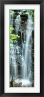 Framed Vertical Falls I