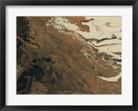 Framed Dark Flow IV