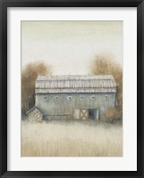 Framed Barn Side II