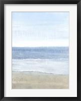Framed Sparkling Waters II