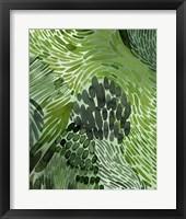 Framed Upright Greenery II