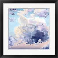 Framed Covered Clouds I