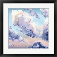 Framed Covered Clouds II