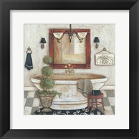 Framed Casual Bath II
