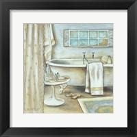 Framed Soft Bath I