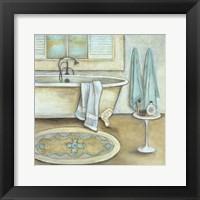 Framed Soft Bath II