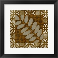 Framed Shades of Brown II