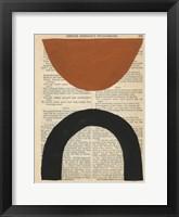 Framed Modern Prose I