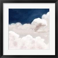 Framed Cloudy Night I