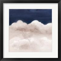 Framed Cloudy Night III