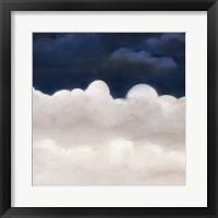Framed Cloudy Night IV
