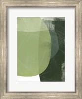 Framed Verdant Arc II