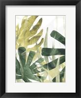 Framed Palm Impression II