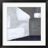 Framed Concrete Wall I