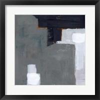 Framed Concrete Wall IV