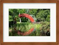 Framed Bellingrath Gardens, Alabama