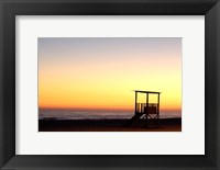 Framed Sunset beach, Gulf Shores, Orange Beach, Alabama