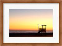Framed Sunset beach, Gulf Shores, Orange Beach, Alabama