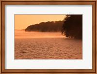 Framed Alabama, Florence Lake Wilson, Morning Mist