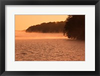 Framed Alabama, Florence Lake Wilson, Morning Mist