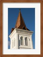 Framed First United Methodist Church, Huntsville, Alabama